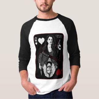 Camiseta Preto órfão | Sarah & Helena - irmã/Sestra
