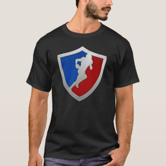 Camiseta Preto principal de MEE