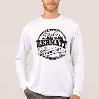 Camiseta Preto velho do círculo de Zermatt