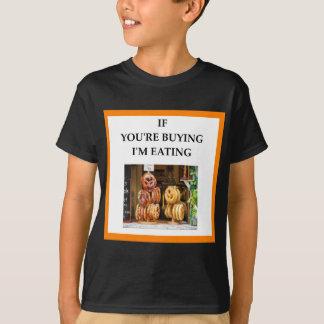 Camiseta pretzel