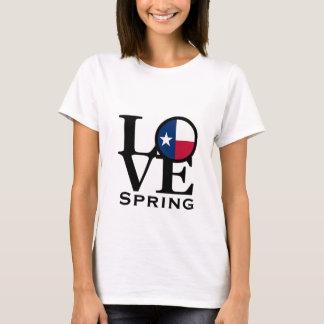 Camiseta Primavera Texas do AMOR