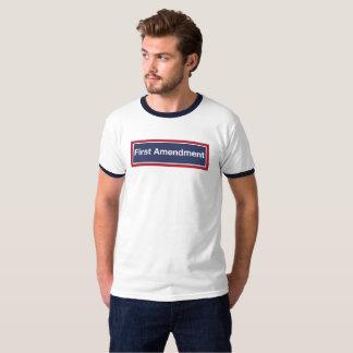 Camiseta Primeira Emenda