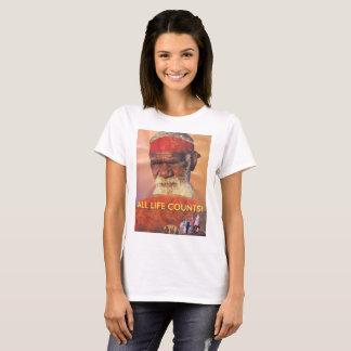 Camiseta Primeira nação