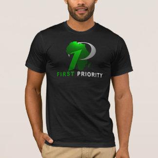 Camiseta Primeira prioridade África