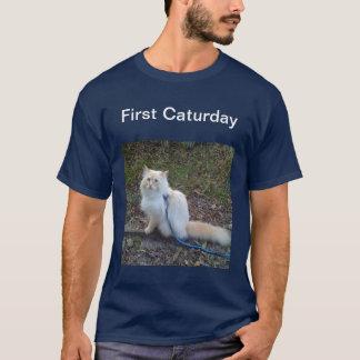 Camiseta Primeiro Caturday