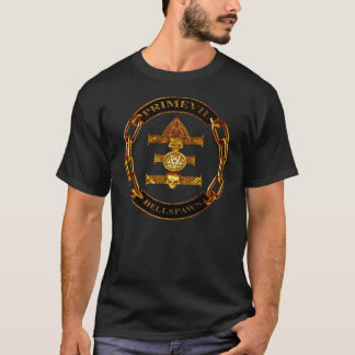 Camiseta PRIMEVIL HELLSPAWN básico