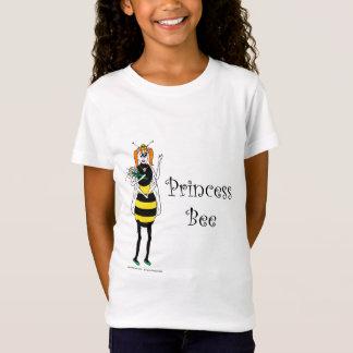 Camiseta Princesa Abelha dos desenhos animados