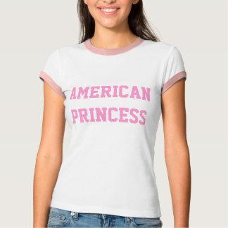 "CAMISETA ""PRINCESA AMERICANA """