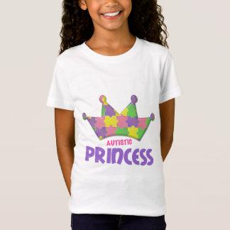 Camiseta Princesa autística 1 AUTISMO