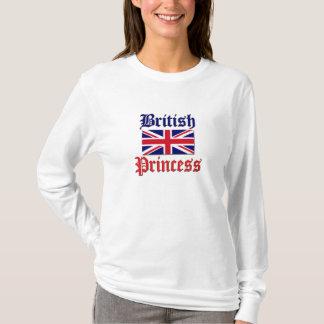 Camiseta Princesa britânica