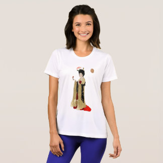 Camiseta Princesa chinesa t-shirt