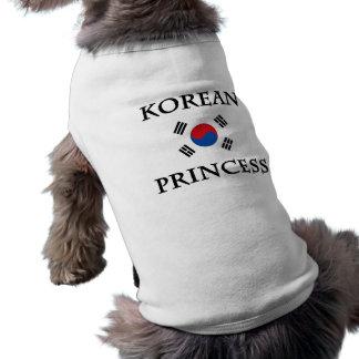 Camiseta Princesa coreana