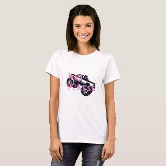 Camiseta Princesa da lama