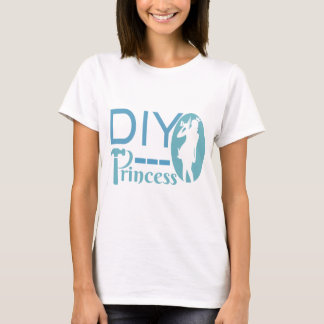 Camiseta Princesa de DIY