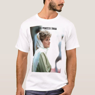 Camiseta Princesa Diana Egipto 1992 de HRH