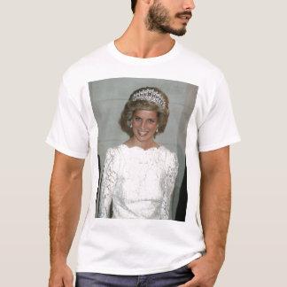 Camiseta Princesa Diana Washington 1985