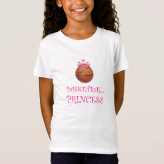 Camiseta Princesa do basquetebol