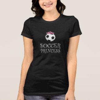 Camiseta Princesa do futebol