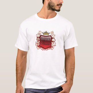 Camiseta Princesa do guerreiro