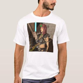 Camiseta Princesa do guerreiro de Shala