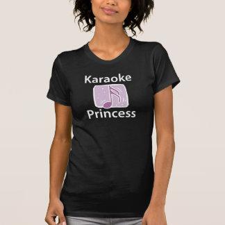 Camiseta Princesa do karaoke