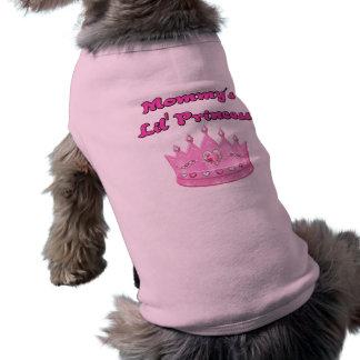 Camiseta Princesa do Lil da mamã