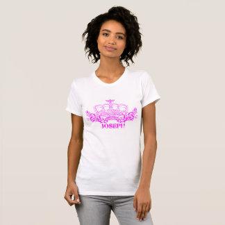Camiseta Princesa do t-shirt de Joseph