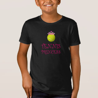 Camiseta Princesa do tênis