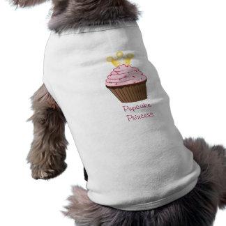 Camiseta Princesa Doggy Camisa de Pupcake