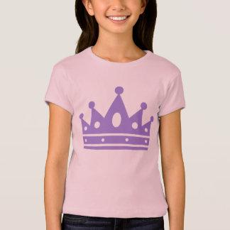 Camiseta Princesa Jovem Menina T-shirt