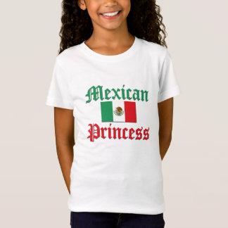 Camiseta Princesa mexicana