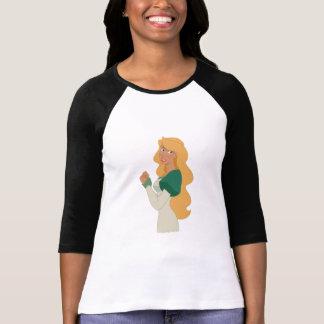 Camiseta Princesa ODETTE Raglan T-shirt