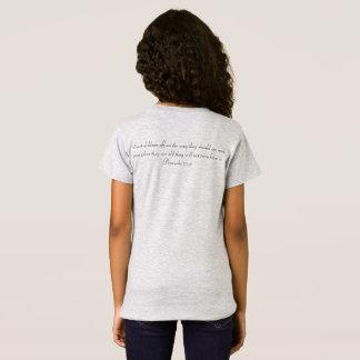 Camiseta Princesa pequena de Jesus