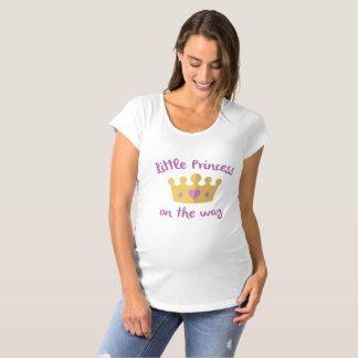 Camiseta Princesa pequena Maneira