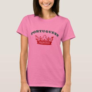 Camiseta Princesa portuguesa