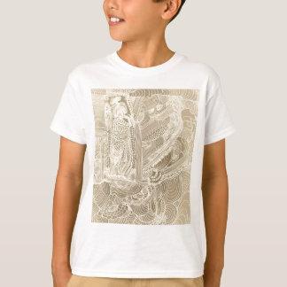 Camiseta Princesa romana