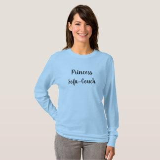 Camiseta Princesa Sofá-Sofá