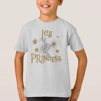 Camiseta Princesa T-shirt e presentes do gelo