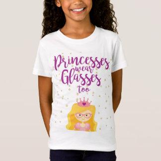 Camiseta Princesas Vestir-se Vidro Demasiado T-shirt