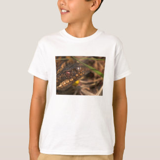 Camiseta principal dos miúdos dos cobras