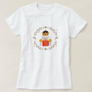 Camiseta Príncipe do Nutcracker