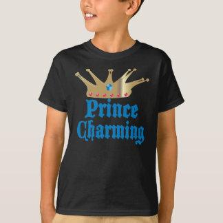 Camiseta Príncipe encantamento