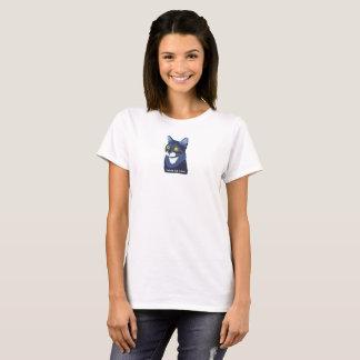 Camiseta Príncipe o t-shirt do gato
