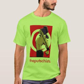 Camiseta prisioneiros, theputschists