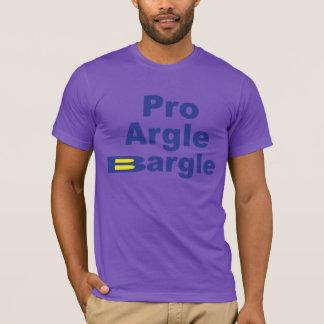 Camiseta Pro Argle Bargle