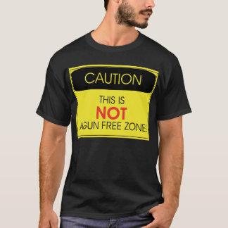 Camiseta pro arma, pro segundo design da alteração