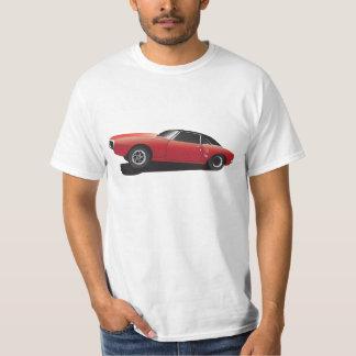 Camiseta Pro carro de arrancada conservado em estoque