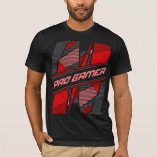 Camiseta Pro Gamer (geometria abstrata)