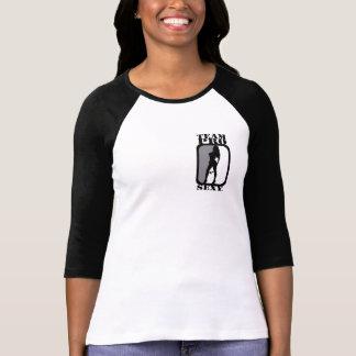 """Camiseta Pro luz """"sexy"""" da equipe"""