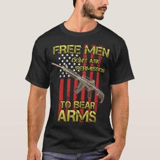 Camiseta Pro ò t-shirt do patriota da alteração